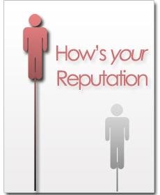 Gain Reputation through Social Media Networking