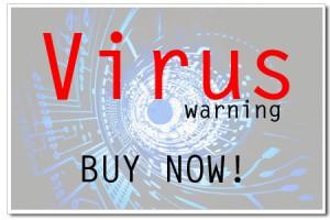 Beware Virus Scam