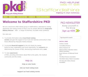 PKD New Website Launch