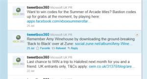 Winehouse Tweet