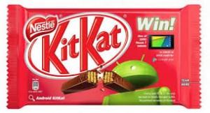 KitKat Wrapped