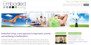 Embodied Living Launch
