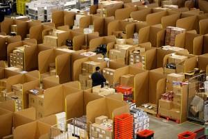 Internet Giant Retailer – Amazon report revenue up!