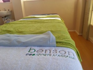 Benson Sports Massage Stafford