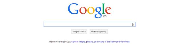 Google Doodle Blunder Rushec